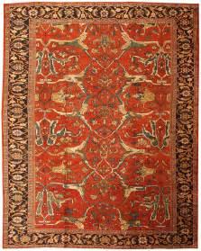 sultanabad antique sultanabad rug 43442