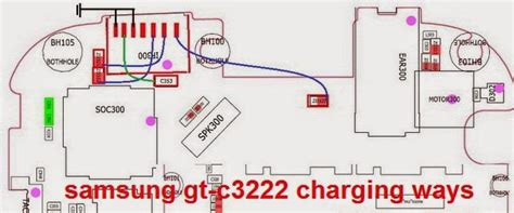 Usb Cas Samsung Connector Usb Charger Samsung C3222 S5360 1 samsung gt c3222 charging solution usb jumper