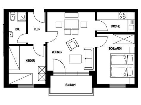 grundriss wohnung 60 qm emphit - Wohnung 60 Qm