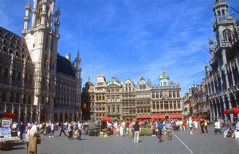A Place The World Visits Brussels Belgium Best Visit Place