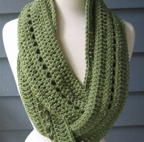 free crochet patterns for infinity scarves infinity scarf crochet