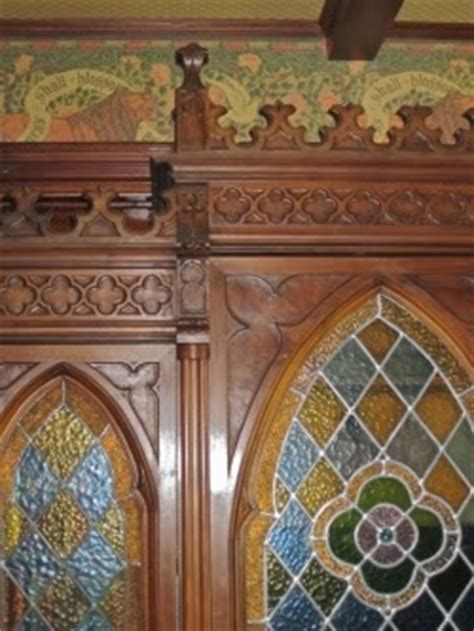 gothic home decor uk eye for design decorating in the gothic revival style