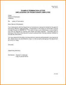 13 sample termination letter academic resume template