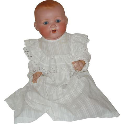 bisque doll mold 23 quot armand marseille bisque baby doll mold 351 circa