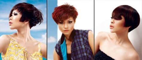 tutorial tata rias rambut pendek model tata rias rambut pendek hairstylegalleries com