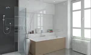 salle de bain 3d projet d am 233 nagement akom design