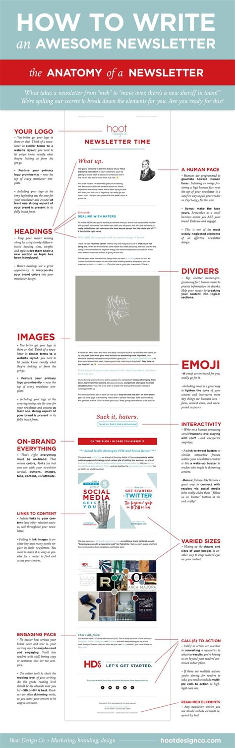 16 Best Newsletter Template Ideas Images On Pinterest Newsletter Layout Newsletter Design And Sign Up For Our Newsletter Template