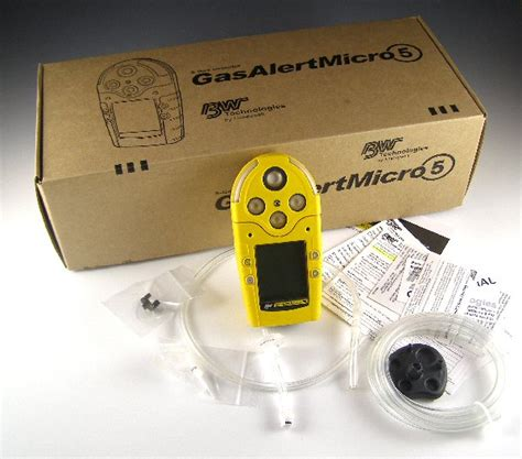Multi Gas Detector Bw bw technologies gas alert micro 5