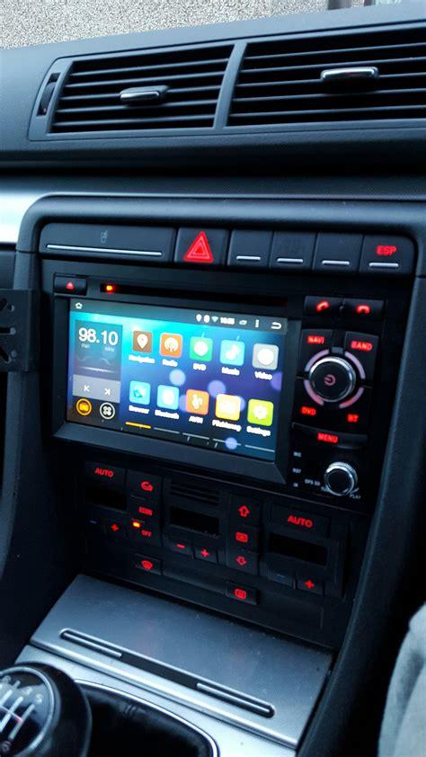 Audi A4 B6 Custom Interior by Audi A4 B6 Interior Upgrades Psoriasisguru