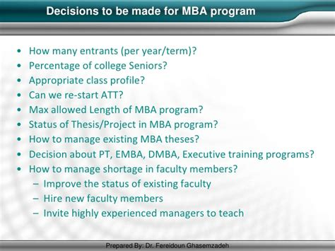 How To Find The Right Mba Program by Mba Best Practices