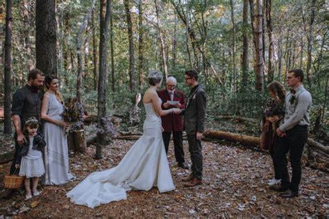 Backyard Wedding Playlist Intimate Fall Backyard Wedding In Columbus Ohio Junebug