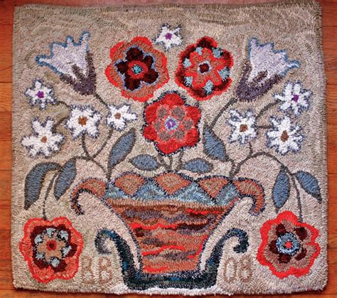 Jigsaw Puzzle Rug by Hooked Rug Jigsaw Puzzle In Handmade Puzzles On
