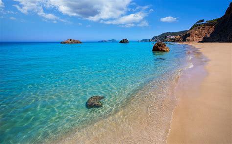 best ibiza agua blanca ibiza spain cool beaches