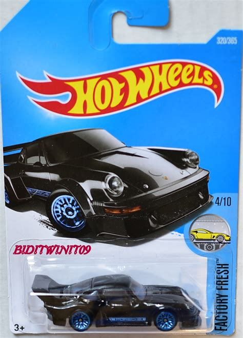 wheels 2017 factory fresh porsche 934 5 4 10 black 0002547 1 97 biditwinit09