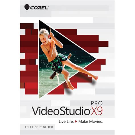 Corel Videostudio Ultimate X9 Version corel videostudio pro x9 esdvsprx9ml b h photo