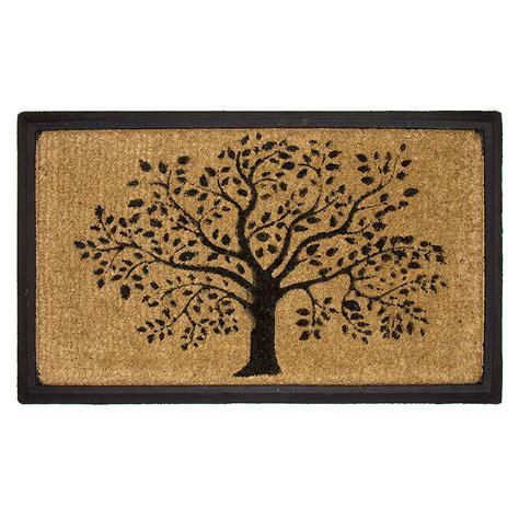 kenware master mat tree of doormat 45x75cm