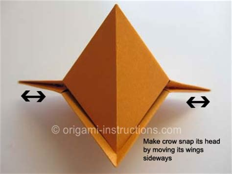 How To Make Paper Snapper - origami snapping folding