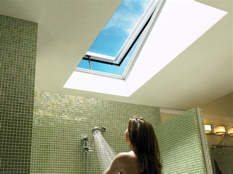 skylight in bathroom bathroom skylights gallery