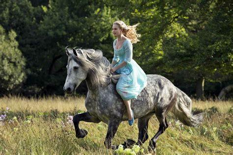 Cinderella Film Horse   cinderella cast and crew discuss fairy tale legacy in