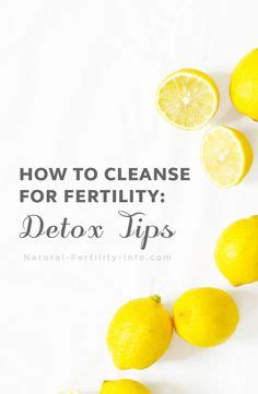 How To Detox The Uterus by Fertility Self Techniques For Uterus