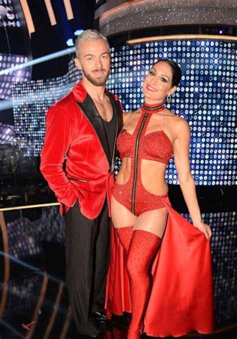 nikki bella and artem nikki bella her dance partner artem chigvintsev the