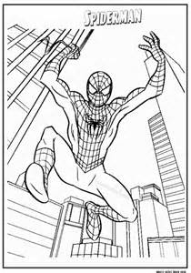 amazing coloring pages the amazing spider coloring pages