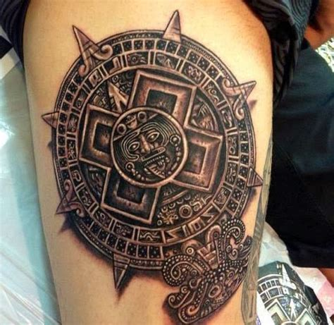 Calendario Azteca En El Brazo Tatuajes De Calendario Azteca En El Brazo Imagui