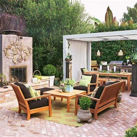 outdoor living room furniture for your patio 10 patio furniture design ideas