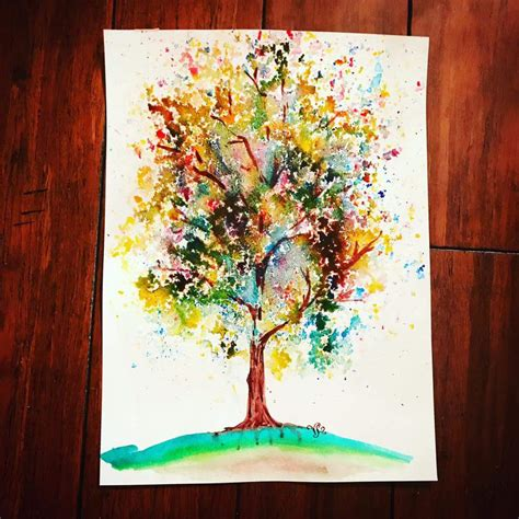 50 wonderful watercolor painting ideas that your will