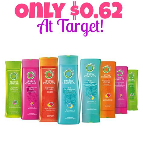 herbal essence deal goin on at shoprite thru 6 27 deals herbal essences only 62 162 pantene only 78 162 at target