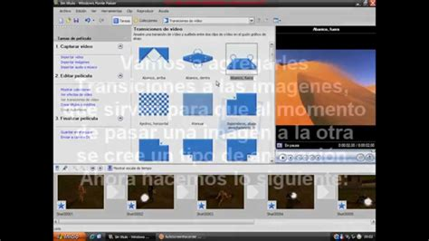 tutorial windows movie maker español youtube tutorial windows movie maker en espa 241 ol como hacer un