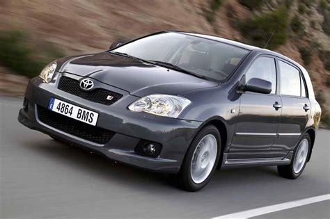 toyota corolla 2 0 2006 auto images and specification