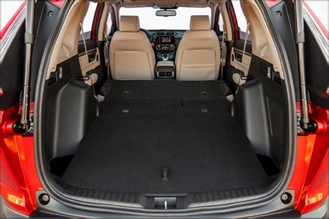 Crv Interior Space by Honda Crv Cargo Space New Car Release And Specs 2018 2019