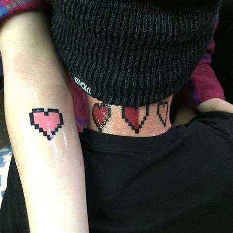 nerdy couple tattoos 10 best black and grey tattoos images on gray