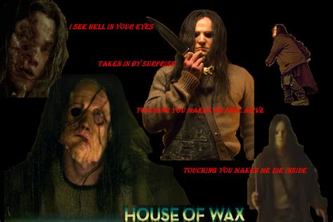 house of wax 2 house of wax tribute wallpaper by geotrixqueen on deviantart