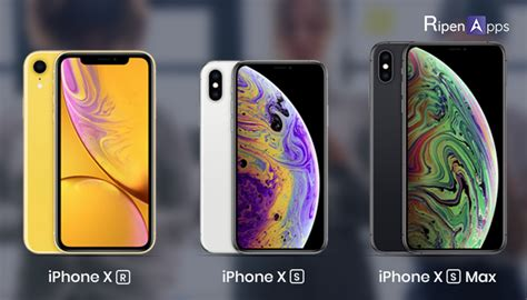 iphone xr iphone xs and iphone xs max everything apple announced