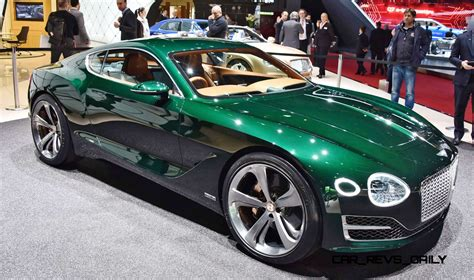 bentley concept car 2015 2015 bentley exp10 speed6 concept