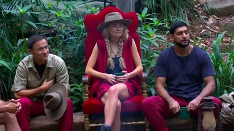 celebrity jungle 2017 results i m a celebrity 2017 results who left fifth celebrity is