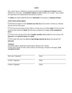 how to write an iou template i o u template free printable documents