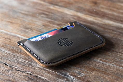 Slim Wallet Dompet men s slim wallet front pocket wallet gifts for