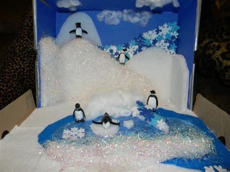 exle of habitat exles of habitat dioramas shabby kitteh school project penguin ecosystem kindergarten