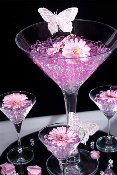 Martini Glass Decoration by Glow Beautiful And Make Your On