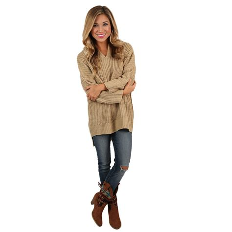 Southern Living Style just my style tunic sweater impressions online women s