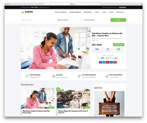 wordpress templates for advertising 50 best responsive affiliate marketing wordpress themes 2017