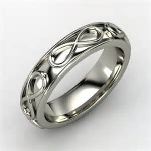 Mens Infinity Ring Wedding Bands Of The Jewels Wedding Bands