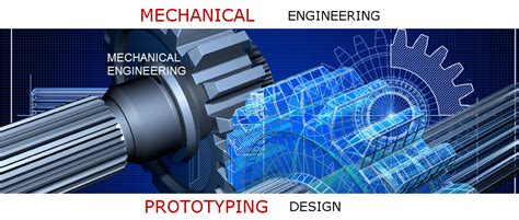 mechanical design for manufacturing prototyping services sco