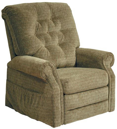 Patriot 4824 Quot Pow R Lift Quot Full Lay Out Recliner By