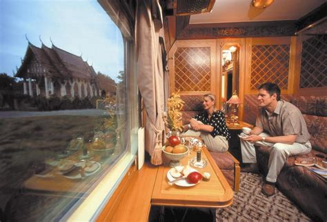 Singapore Airlines Orient Express Of The Skies by Itineraries Of Eastern And Express