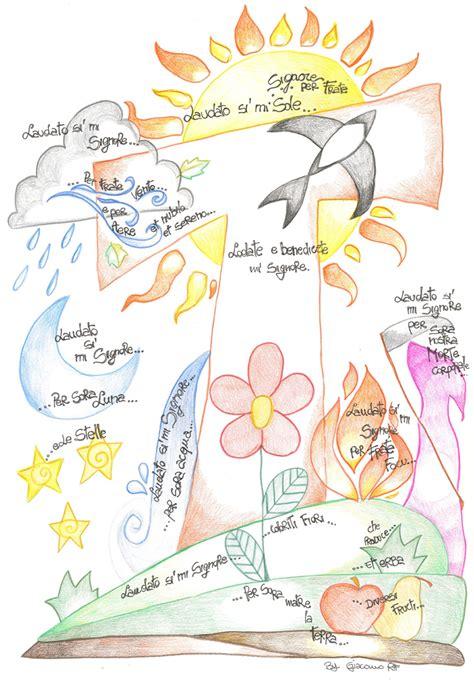 cantico delle creature testo italiano per bambini il cantico delle creature lessons tes teach