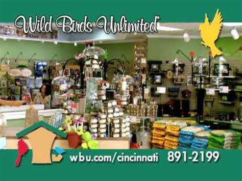 wild birds unlimited cincinnati holiday commercial youtube